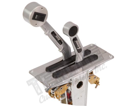 Boat Throttle Handle : Teague custom marine throttles and shifters